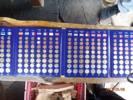 Euro monetų kolekciją