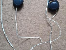 90-ųjų retro ausinės