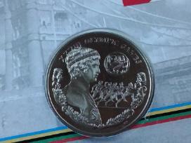 British Virgin islands 1 dollar cu-ni