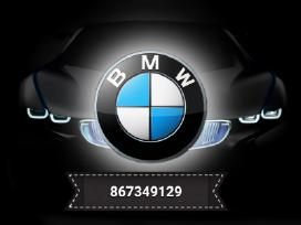 Bmw Ženkliukai-logotipai