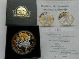 Lietuvos euro ivedimui