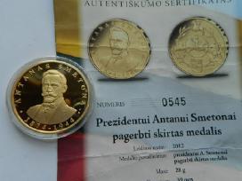 2012 m. Prezidentas Antanas Smetona