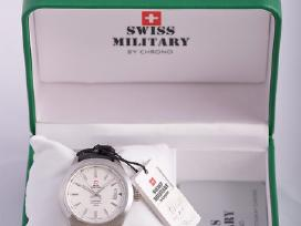 Naujas Swiss Military automatinis laikrodis