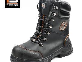 Odiniai darbo batai Pesso Nordstar S3 darborubailt