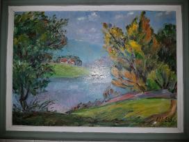 Parduodu P. Ibiansko paveikslą