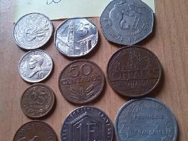 Kolekcinės ir apyvartinės monetos - nuotraukos Nr. 6