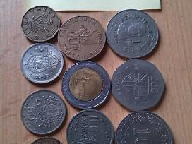 Kolekcinės ir apyvartinės monetos - nuotraukos Nr. 8