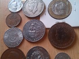 Kolekcinės ir apyvartinės monetos - nuotraukos Nr. 9