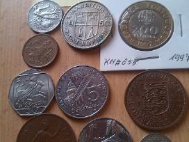 Kolekcinės ir apyvartinės monetos - nuotraukos Nr. 10
