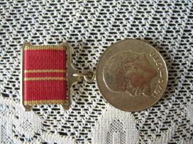 Lenino Medalis CCCP .Zr. Foto.