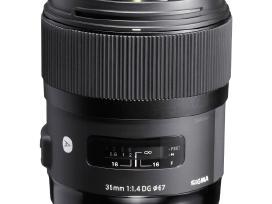 Sigma objektyvas Nikonui