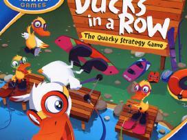 Ducks in a row stalo žaidimas
