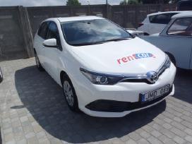 Auto nuoma Ford Focus Kaunas - nuotraukos Nr. 4