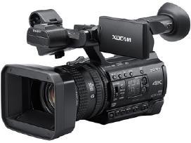 Sony profesionalios video kameros, vaizdo technika