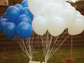 Pigus helio balionai Klaipedoje