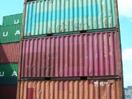 Nupirksime jūsų konteineris. - nuotraukos Nr. 2