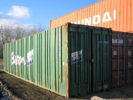 Nupirksime jūsų konteineris. - nuotraukos Nr. 4