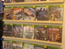 Xbox One žaidimai - Klaipėdoje