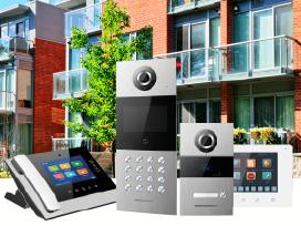 Telefonspynės(domofonai), vartų aut., kameros, dur