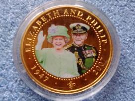 Cook island 2007 m. 1 dollar cu-ni