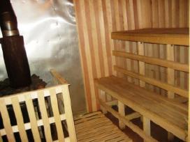 Klaipėda Pirtelė Rimkuose(garinė+rusiška+sauna)spa - nuotraukos Nr. 6