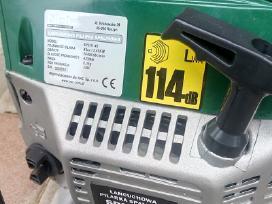 Naujas benzininis pjūklas - nuotraukos Nr. 4