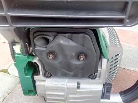 Naujas benzininis pjūklas - nuotraukos Nr. 6