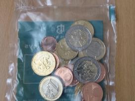 Euro monetų rinkinys