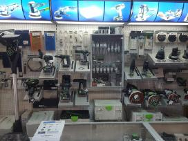 Festool įrankiai