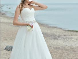 Vestuvinė suknelė (vieną kartą dėvėta)