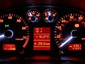 Audi a4 a6 LCD displejus pixeliu pikseliu remontas