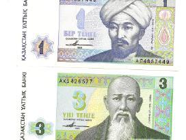 Kazakijos banknotai
