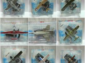 Lėktuvų modeliukai - nuotraukos Nr. 4