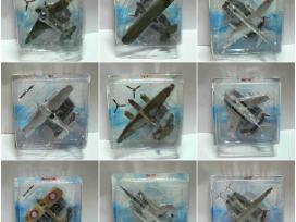 Lėktuvų modeliukai - nuotraukos Nr. 5