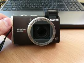 Canon Sx200 Is Powershot