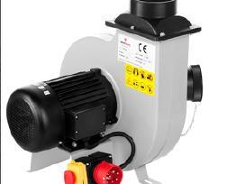 Nauji drožlių/dulkių nutraukimo ventiliatoriai