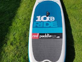 Naudota Red paddle co irklentė 10.6 Ride