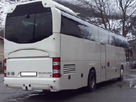 16, 20, 23, 30, 49 vietu autobusu nuoma Kaune
