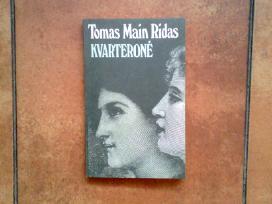 """Tomas Main Ridas """"Kvarterone"""" 1989 metai"""