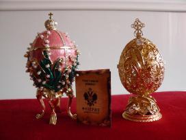 """Parduodu nuostabaus grožio """"Faberge"""" kiaušinius."""