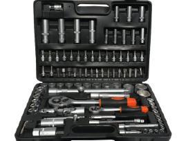 Galvučių ir raktų komplektas, įrankių rinkinys