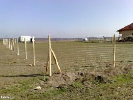 Tvoros tinklas.tvora. Tinklinė tvora.