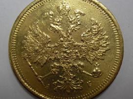 Perku auksinius ir sidabro 1rub 5rub 10rub 15rub
