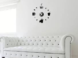 3D sieniniai laikrodžiai - nuotraukos Nr. 3