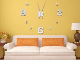 3D sieniniai laikrodžiai - nuotraukos Nr. 5