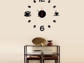 3D sieniniai laikrodžiai - nuotraukos Nr. 6