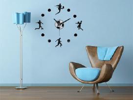 3D sieniniai laikrodžiai - nuotraukos Nr. 7