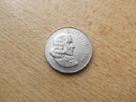 50 cents , Pietų Afrika, 1966