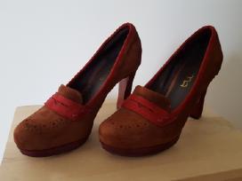 Zomšiniai moteriški batai 20eur