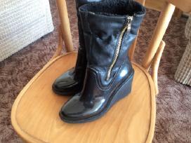 Guminiai moteriski batai su pasiltinimu